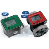 Đồng hồ đo lưu lượng dầu Điện tử PIUSI K400