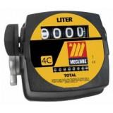 Đồng hồ đo lưu lượng dầu Cơ khí MECLUBE C4